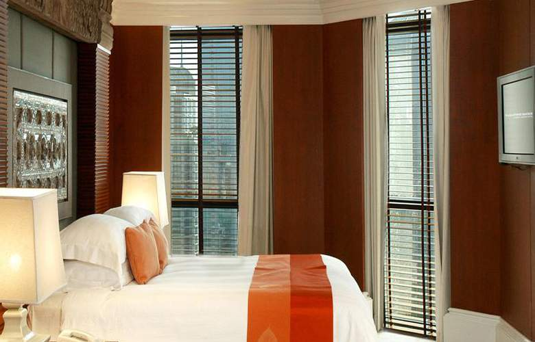 Plaza Athenee Bangkok, A Royal Meridien - Room - 26