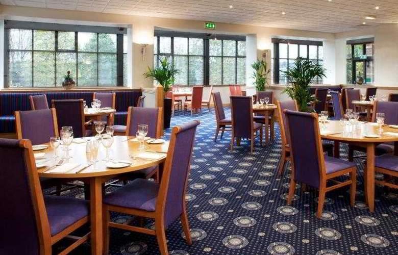 Holiday Inn Rotherham-Sheffield M1, Jct.33 - Restaurant - 11