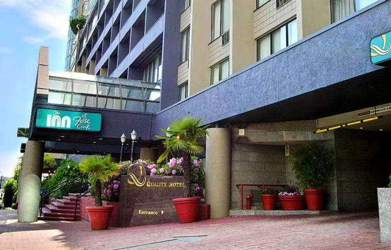 Quality Hotel Vancouver - General - 1