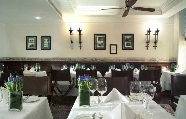 The Montague on the Gardens - Restaurant - 9