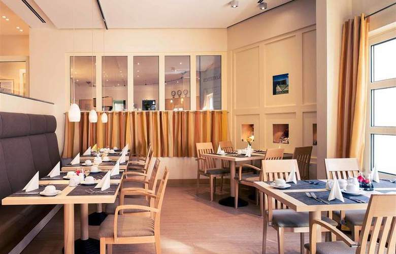 Mercure Koeln City Friesenstrasse - Restaurant - 55