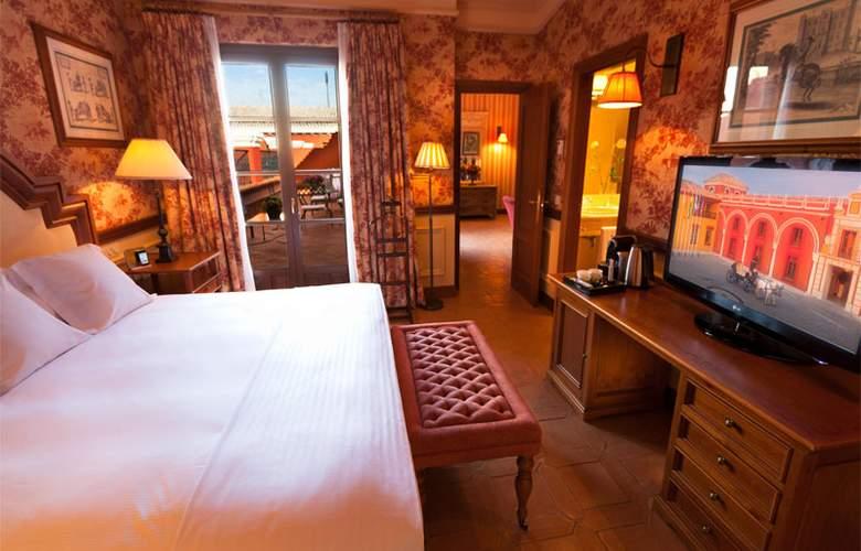Eurostars Hacienda La Boticaria - Room - 0
