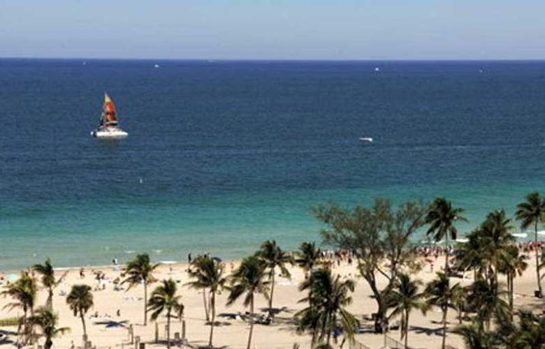 Bahia Mar Ft Lauderdale Beach-Doubletree by Hilton - Beach - 7