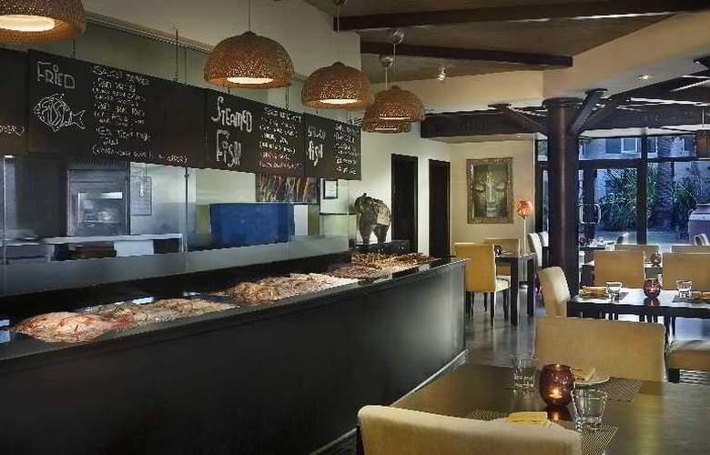 Habtoor Grand Beach Resort & Spa - Restaurant - 2