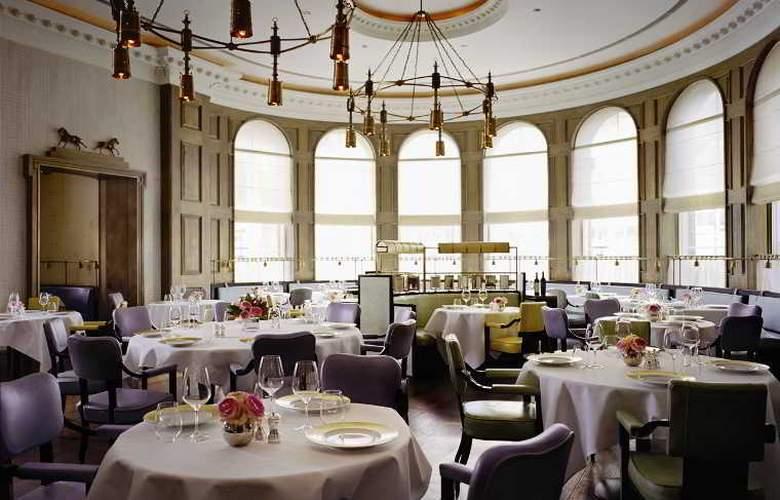 The Langham London - Restaurant - 23