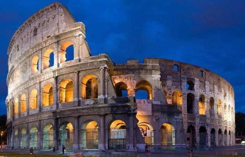 Roulette Rome Termini 5* - Hotel - 0