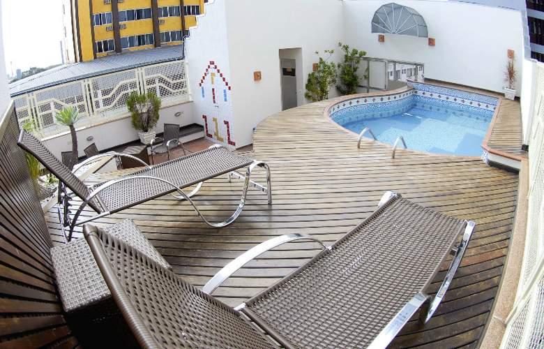 Best Western Hotel Taroba Express - Hotel - 8