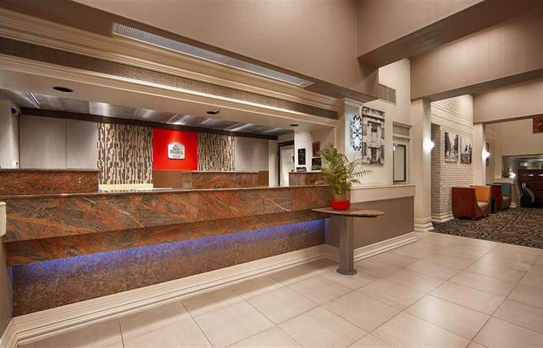 Best Western Plus Austin City Hotel - General - 93