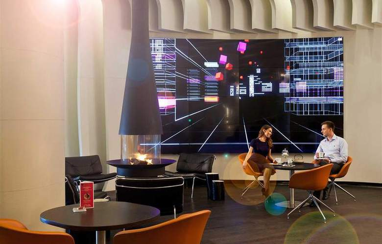Novotel Moscow City - Bar - 9
