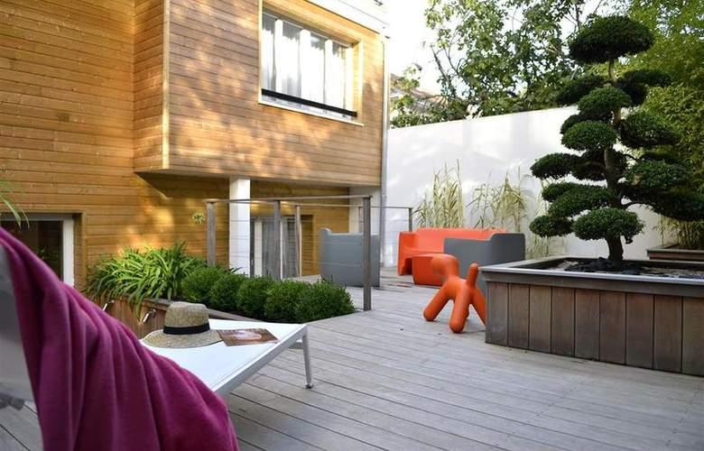 Best Western Garden And Spa La Baule - Hotel - 19