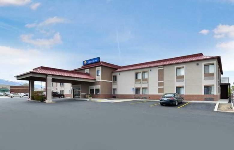 Comfort Inn at Buffalo Bill Village Resort - General - 2
