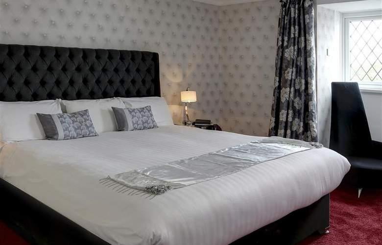Best Western Barons Court Hotel - Room - 51