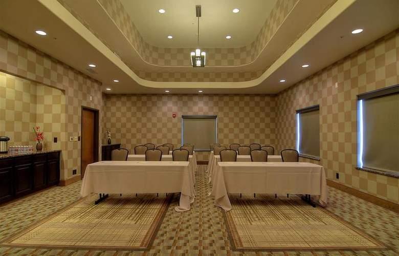 Best Western Plus Atrea Hotel & Suites - Conference - 56
