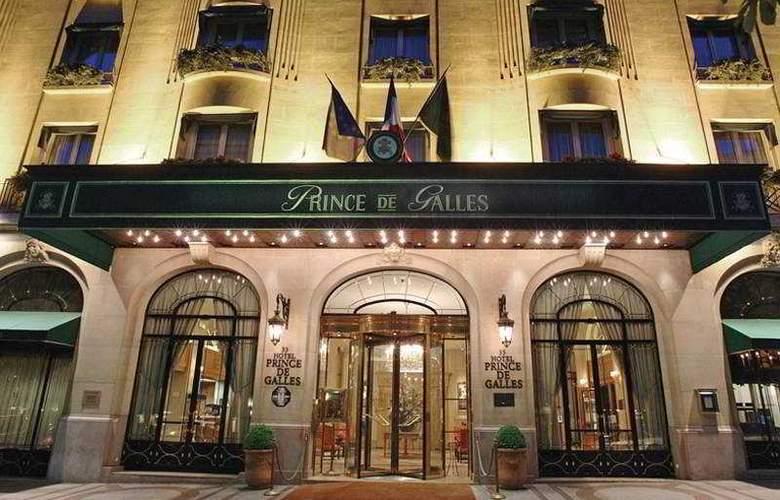 Prince De Galles - Hotel - 0
