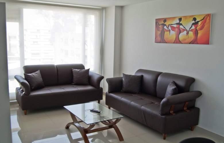 Apartahotel 122 Plaza - Hotel - 1