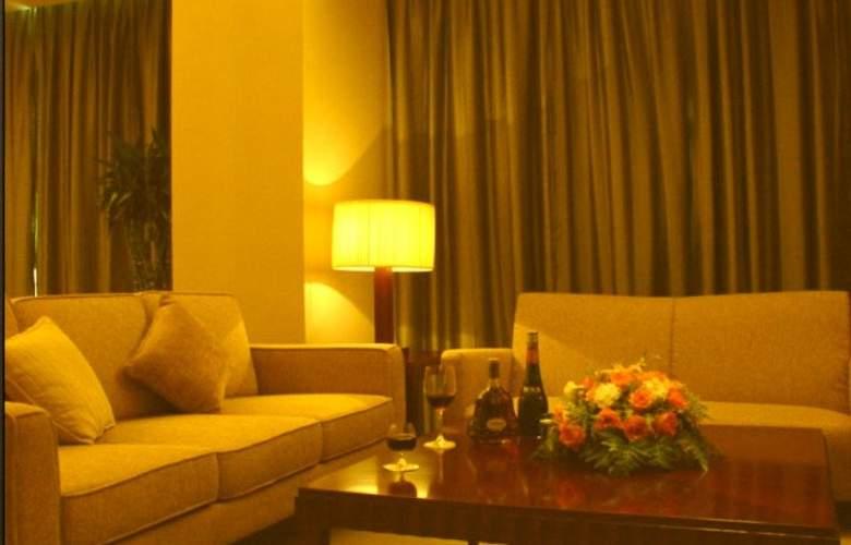 Jinjiang International Hotel Changzhou - Room - 8