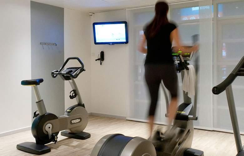 Novotel Suites Paris Velizy - Sport - 3