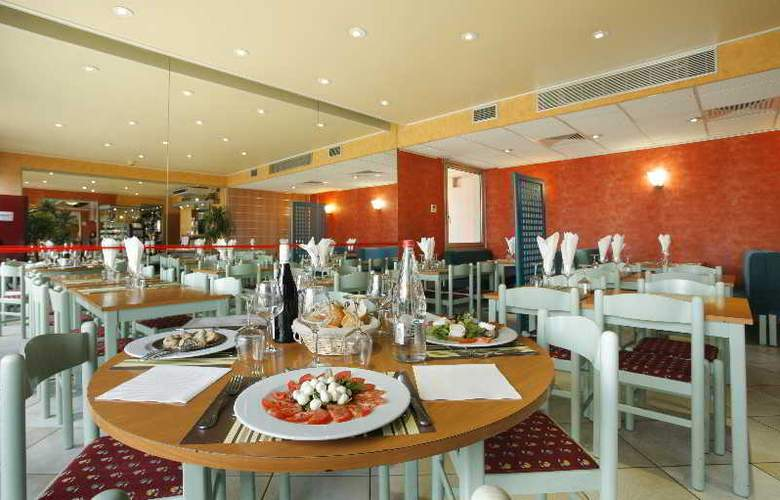 Inter-Hotel Armony - Restaurant - 9