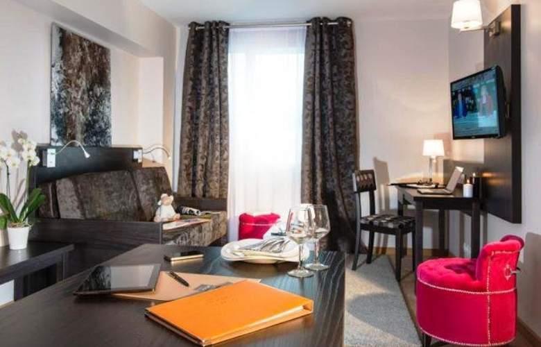 Seven Urban Suites Nantes Centre - Room - 10