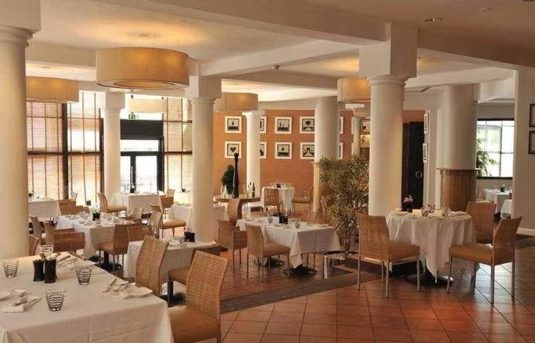 Intercontinental Abu Dhabi - Restaurant - 10