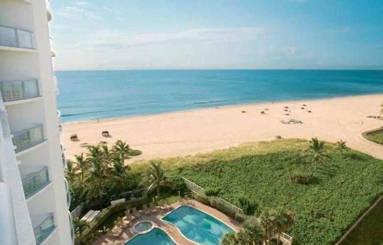 Residence Inn Pompano Beach Oceanfront - Hotel - 0