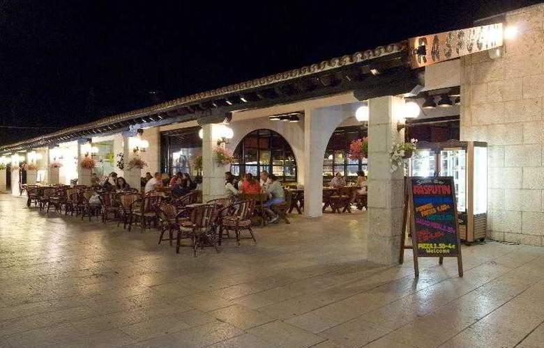 Slovenska Plaza - Terrace - 3