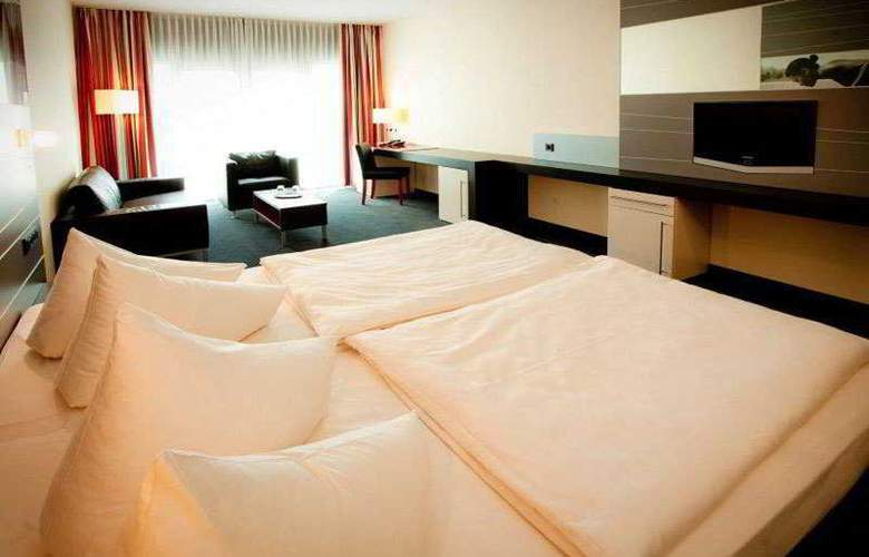 Novina Hotel Herzogenaurach Herzo-Base - Room - 4