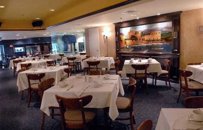 Best Western Ville-Marie Hotel & Suites - Restaurant - 49