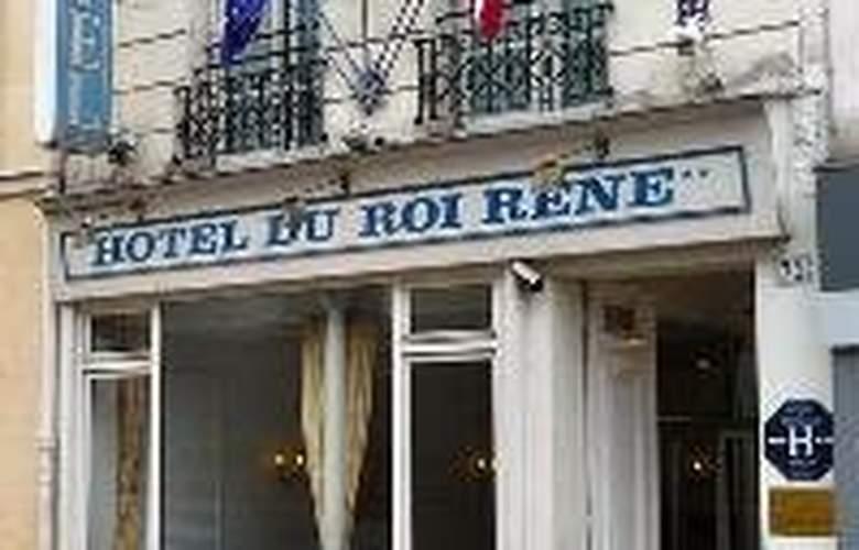 Du Roi Rene Hotel - Hotel - 0