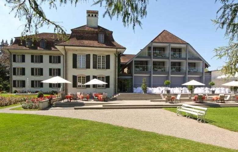 Parkhotel Schloss Hünigen - Hotel - 0