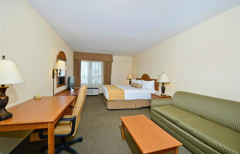Best Western Of Long Beach - Room - 19