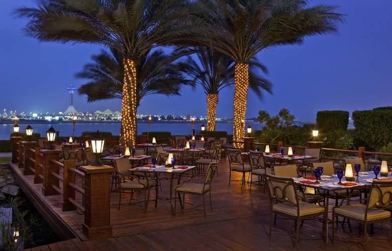 Radisson Blu Hotel & Resort, Abu Dhabi Corniche - Restaurant - 18
