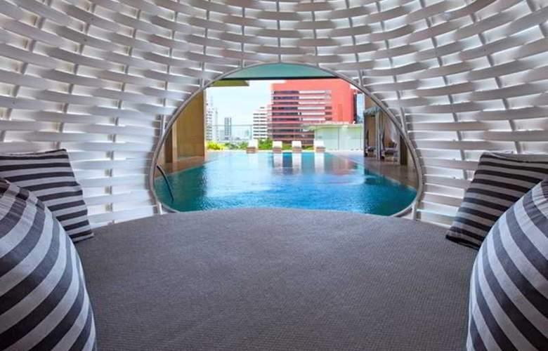 Oriental Residence Bangkok - Pool - 37