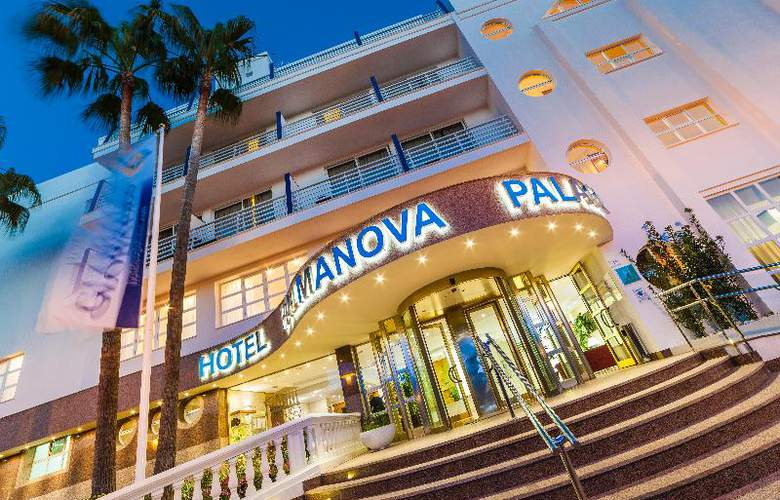 Globales Palmanova Palace - Hotel - 5