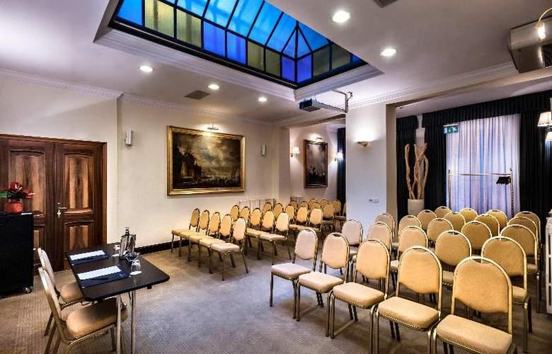Best Western Premier Hotel Cristoforo Colombo - Conference - 21