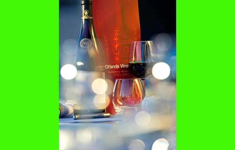 Mercure Lyon Charbonnieres - Bar - 29