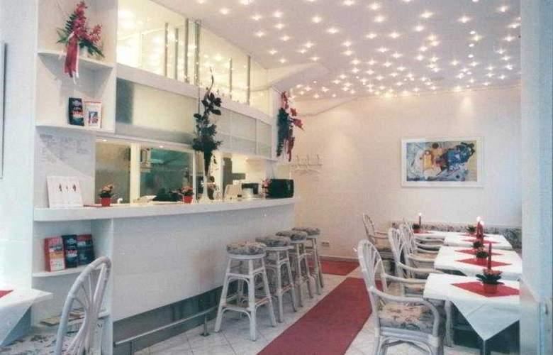 Relax Hotel Stuttgart - Restaurant - 6