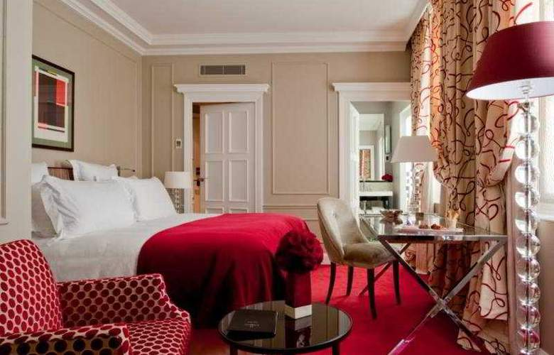Le Burgundy Paris - Room - 4
