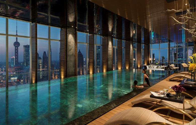 Four Seasons Pudong - Pool - 13