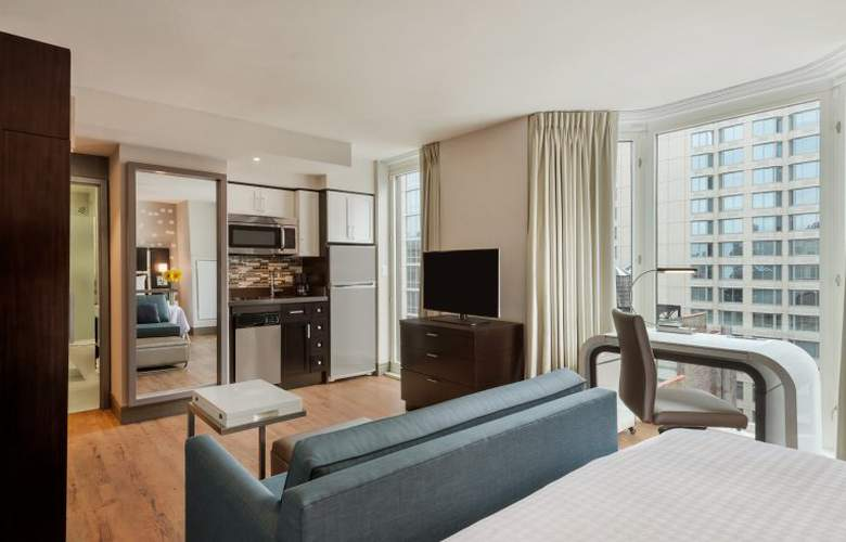 Homewood Suites Midtown Manhattan - Room - 9