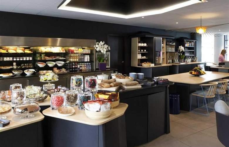 Novotel Suites Paris Montreuil Vincennes - Restaurant - 8