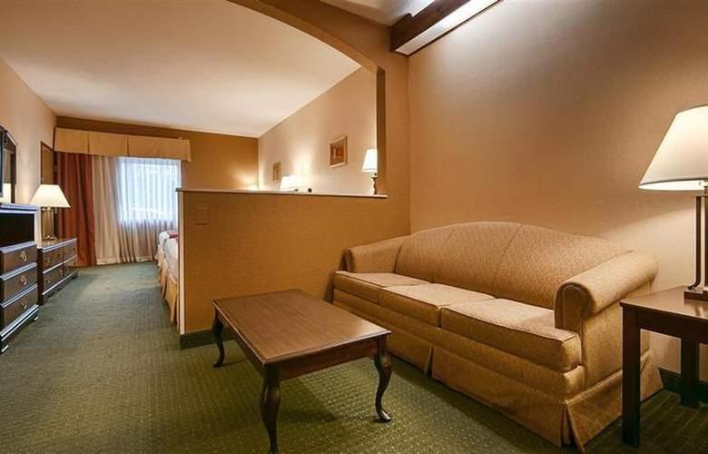 Best Western Alamo Suites - Room - 25