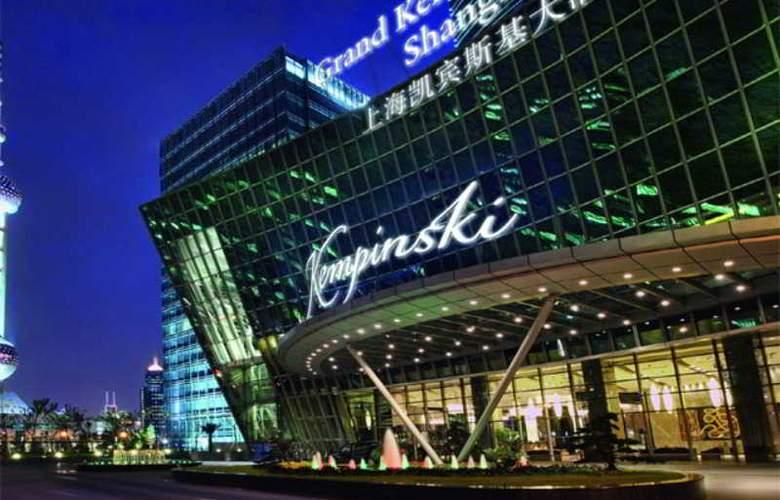 Grand Kempinski Shanghai - Hotel - 6
