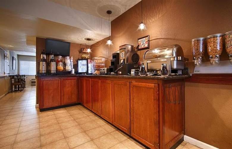 Best Western Townhouse Lodge - Restaurant - 3