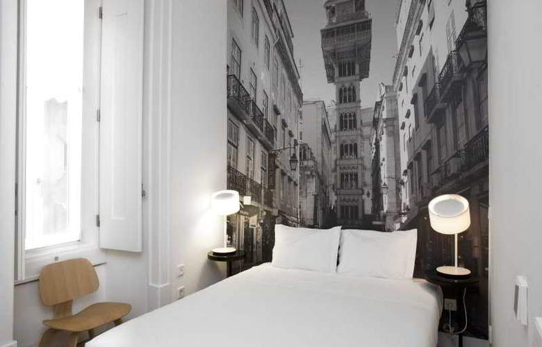 Lisbon Serviced Apartments - Baixa - Room - 4