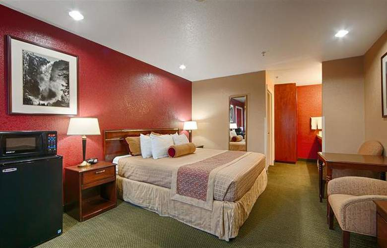 Best Western Plus Yosemite Way Station - Room - 24