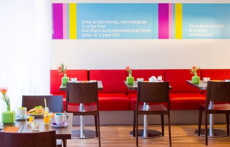 ibis Styles Hamburg Alster City - Restaurant - 4