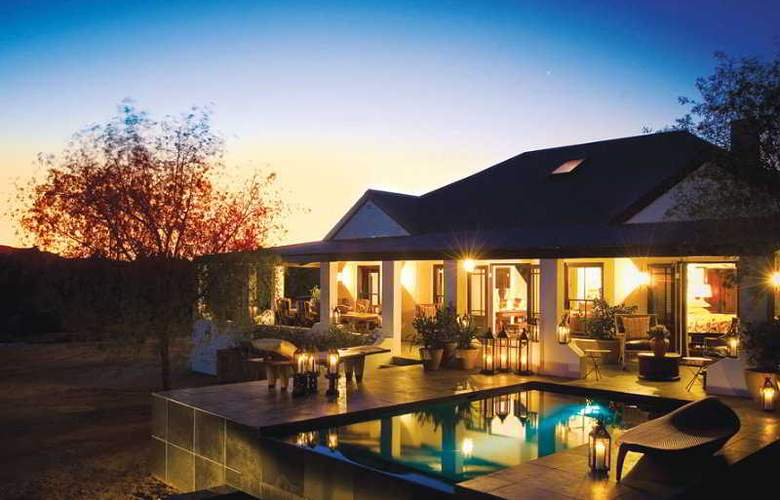 Bushmans Kloof - Hotel - 0