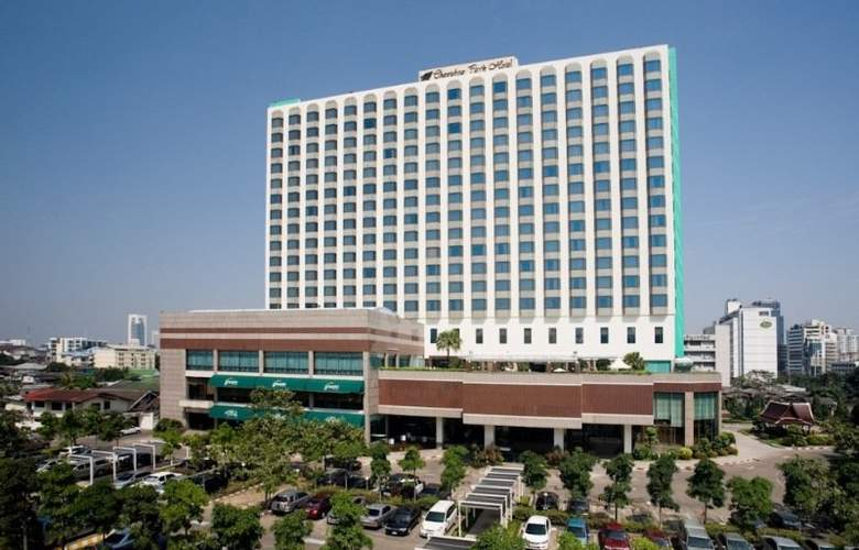 Chaophya Park Hotel - Hotel - 10