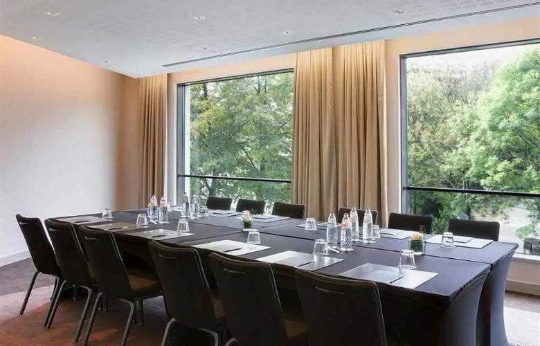 Sofitel Brussels Europe - Hotel - 20